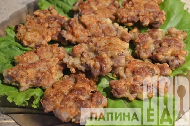 вкусный шницель из свинины рецепт с фото