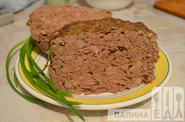 Колбаса из куриной печени в домашних условиях