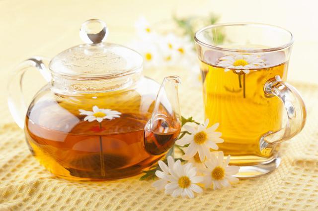 Народные рецепты травяных чаев