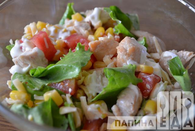 Блюда макаронных изделий рецепты