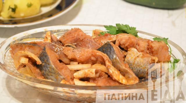 Селедка по -корейски : 10 восточных рецептов 99