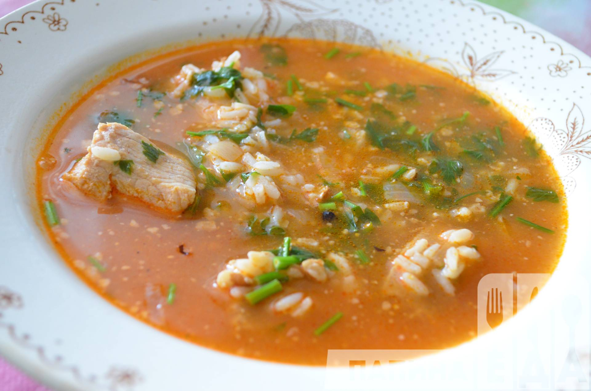 Суп харчо рецепт пошаговый без