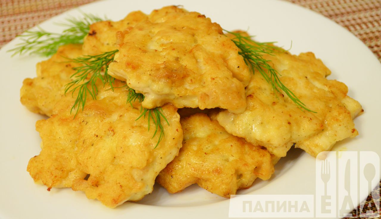 детские рецепты из курицы на второе быстро и вкусно