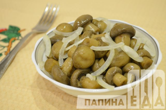 соленые грибы пошаговый рецепт фото