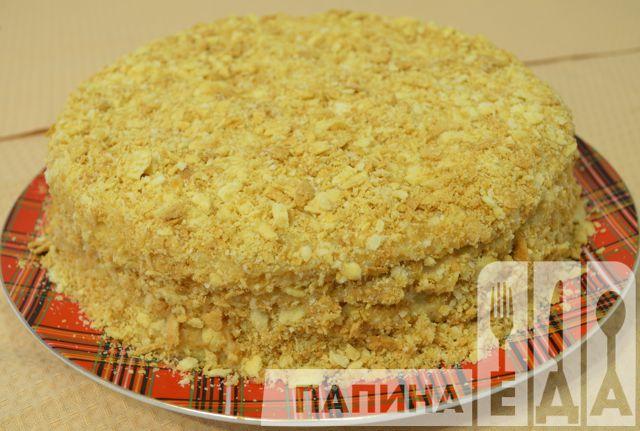 """Торт Наполеон """"Нежный"""""""