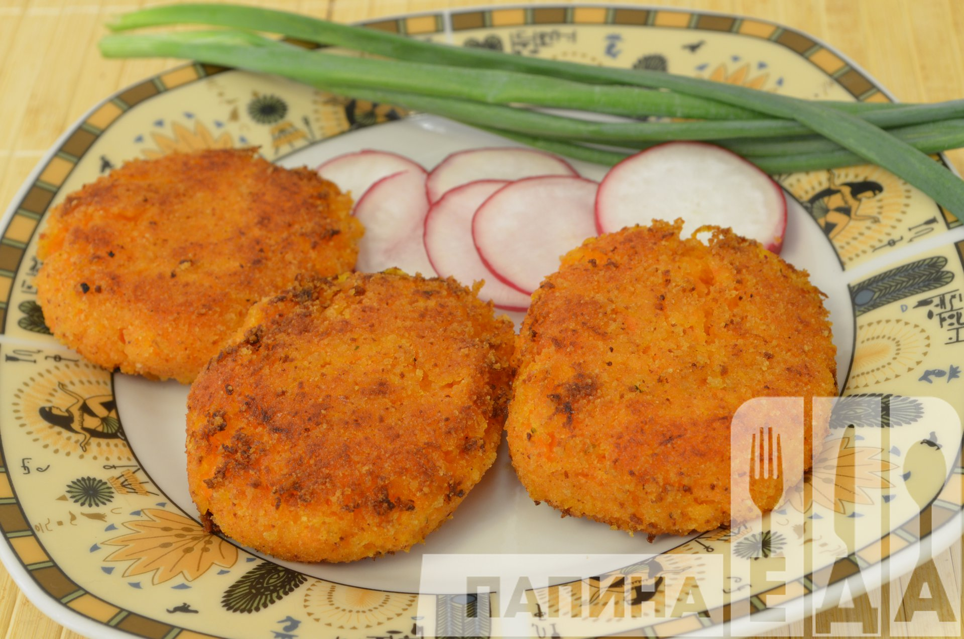 Свекольные морковные котлеты рецепт пошагово