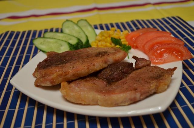 Стейк из свинины 13 рецептов приготовления вкусного и сочного стейка 41